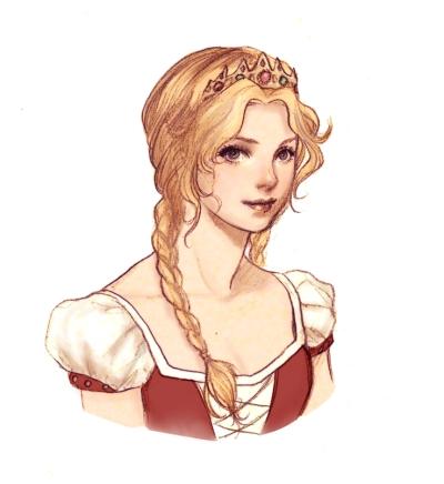 Princess Priscilla by JDarnell