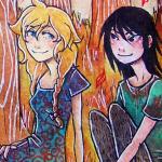 Prissie&Koji