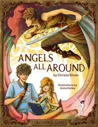 Angels All Around, Final Cover