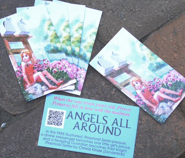 Cards for Angels All Around