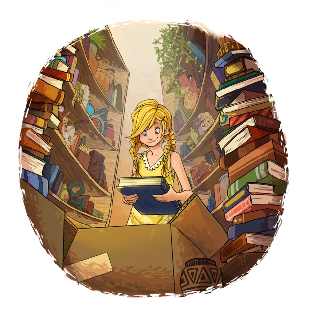 The Curiosity Shop