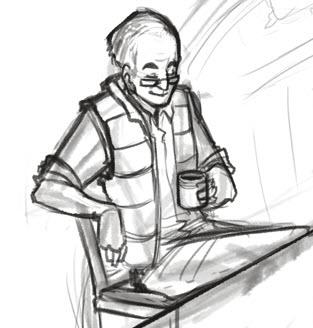 Abner sketch