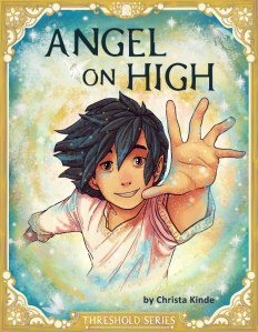 _Angel on High