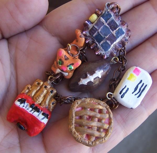 Charm Bracelet by Micailah