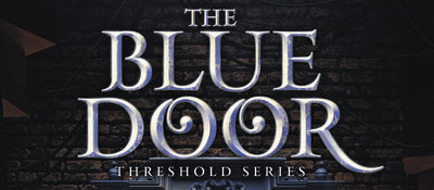 The Blue Door font