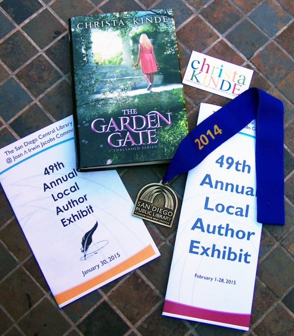 Local Author Exhibit, CKinde