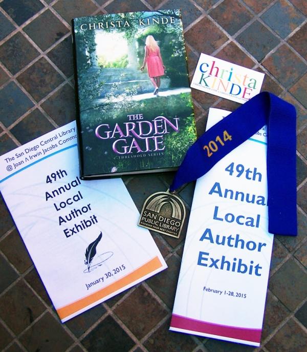 Local Author Exhibit, CKinde