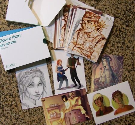Postcard Prizes