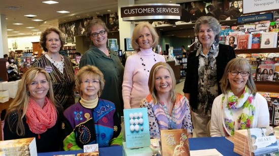 04252015 BN Book Signing