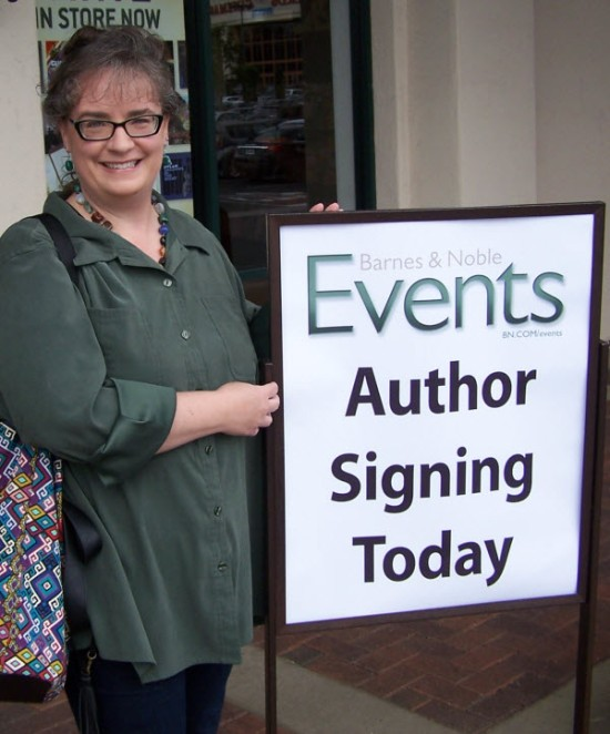 Book Signing Today