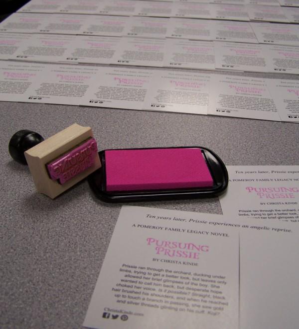 Pink Ink