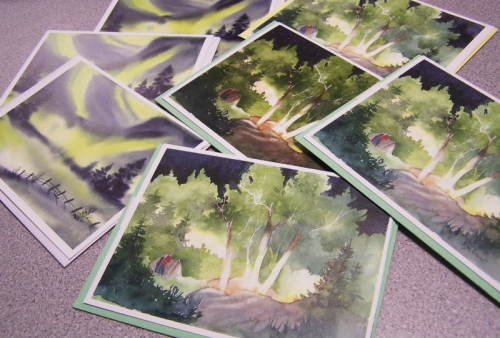 Prize Notecards, July 2015