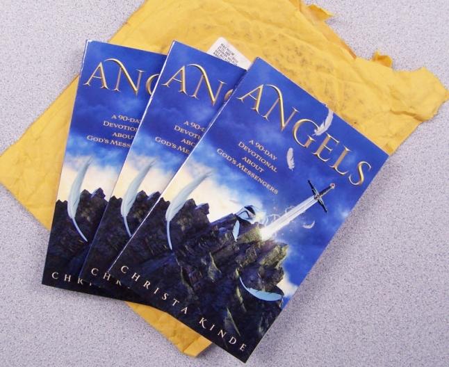 Angels Devotional, Advance Copies