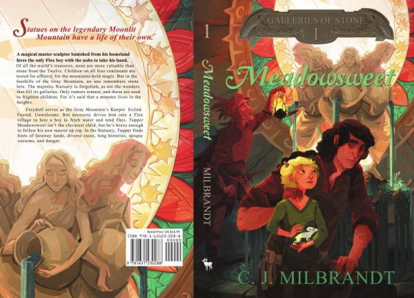 Meadowsweet Print Cover