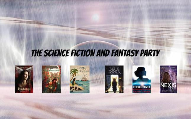 Science Fiction and Fantasy Event, 10.30.15